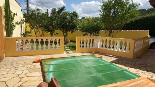 Chácara Com 2 Dormitórios À Venda, 400 M² Por R$ 350.000,00 - Das Posses - Serra Negra/sp - Ch0004