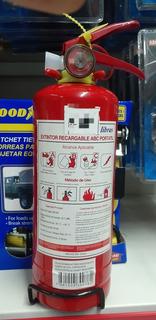 Extintores Recargables Abc Portátil Para Carros 2 Libras