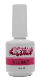 Primer Gel Base Led Uv Honey Girl 15 Ml Para Unha Em Gel