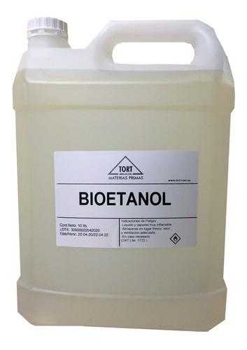 Bioetanol Para Estufas Ecológico De Cereales  5 Litros