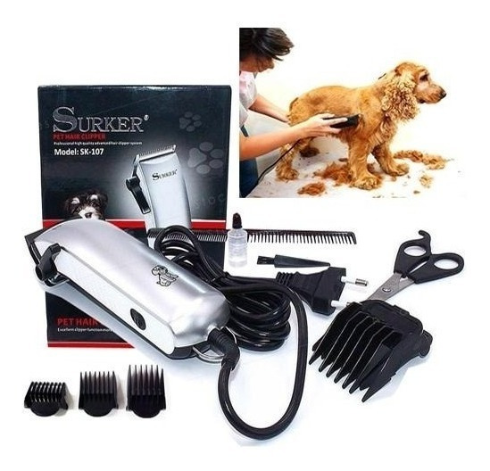 Rasuradora Para Perro Mascota Perrito Pelo Maquina Cortar*