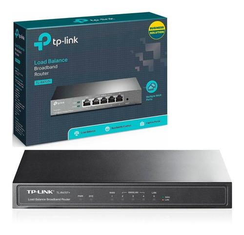 Router Balanceador Tp-link T Tl-r470t+