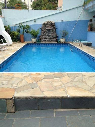 Sobrado Com 4 Dormitórios À Venda, 280 M² Por R$ 1.272.000,00 - Jardim Esplanada Ii - São José Dos Campos/sp - So0827