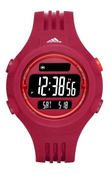 Relogio Feminino Digital Rosa adidas Esportivo Adp3284-8pn