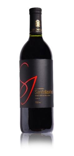 Imagem 1 de 1 de Vinho Brunholi Santa Izabel  - Tinto Suave