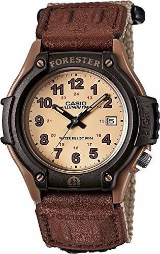 Casio Ft-500wvb-5bv Reloj Para Hombre Forester