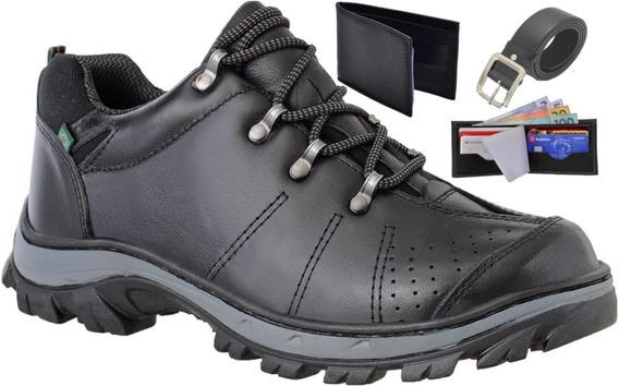 Sapato Casual Estilo Rafarillo Democrata Ferracini Promoção