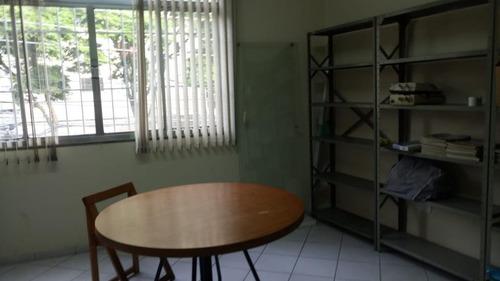 Sala Para Alugar, 100 M² Por R$ 3.000/mês - Brás - São Paulo/sp - Sa0166