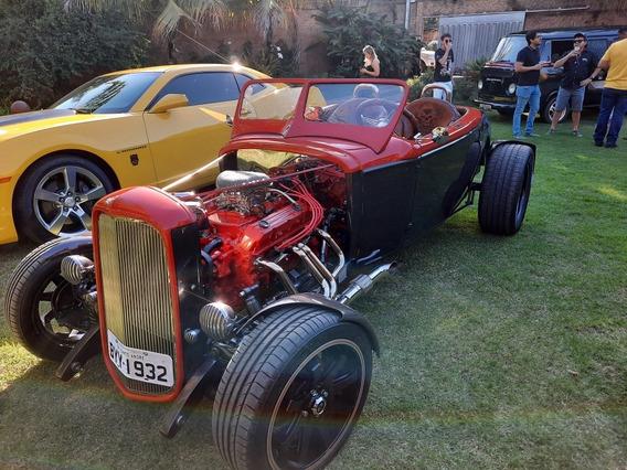 Hot Rod Conversível, Ford 32 V8