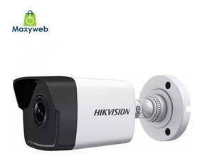 Câmera Ip Bullet 2mp 2,8mm Hikvision Ds-2cd1021-i Ir 30m Poe