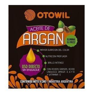 Aceite De Argan Puro Tratamiento Otowil En Lefemme