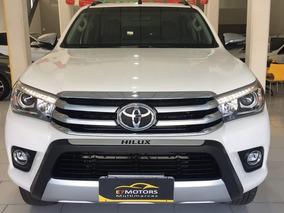 Toyota Hilux 2.8 Srx 4x4 Cd 16v Diesel 4p Aut 2018