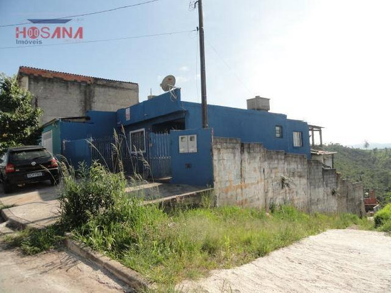 Casa Residencial À Venda, Parque Santa Delfa, Franco Da Rocha. - Ca0478
