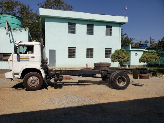 Caminhão Vw 12 140 H 1995 No Chassi