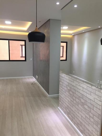 Apartamento Com Suite, Dois Dormitorios