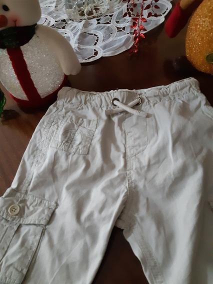 Bermuda Para Niño Zara Baby Talla De 24 A 36 Meses
