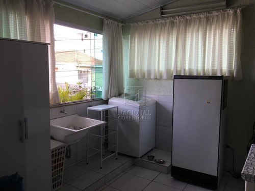 Sobrado Com 3 Dormitórios Para Alugar, 138 M² Por R$ 2.500,00/mês - Vila Francisco Matarazzo - Santo André/sp - So3549
