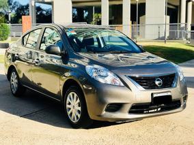 Nissan Versa Impecable ! Nuevo ! Igual A Okm
