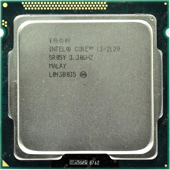 Intel I3 2120 Com Cooler