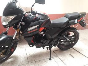 Moto Thunder Motor 250cc Deportiva En Excelente Estado