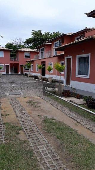 Apartamento Com 1 Dormitório À Venda, 42 M² Por R$ 260.000 - Manguinhos - Armação Dos Búzios/rj - Ap0165