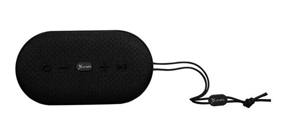 Caixa De Som Bluetooth X-craft X7 Preta 10w À Prova De Àgua