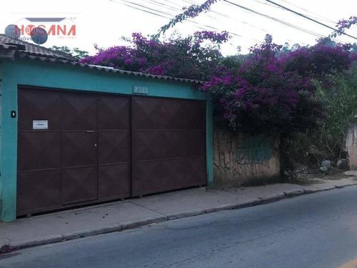 Sobrado Com 2 Dormitórios À Venda, 95 M² Por R$ 297.000 - So0759