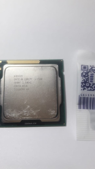 I5 2500 3.30ghz Lga1155 + Pasta