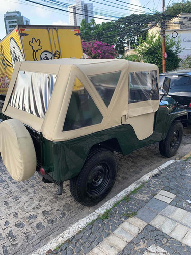 Jeep Willys 0