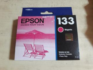 Cartuchos Epson Para Impresoras T25, Tx 123, 125, 133, 135.
