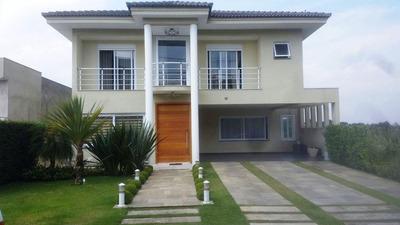 Casa Residencial À Venda,granja Viana, Reserva Santa Maria, Cotia - Ca14162. - Ca14162