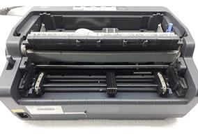 Impressora Matricial Epson Lx350 Sem Tampa Com Fita Nova
