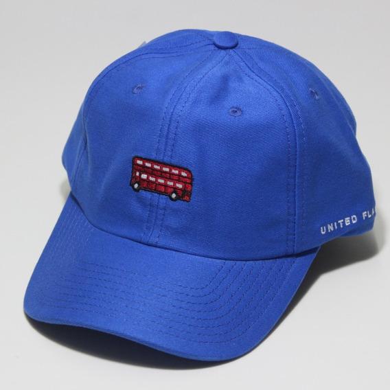 Boné Aba Curva Dad Hat Flip Original Azul