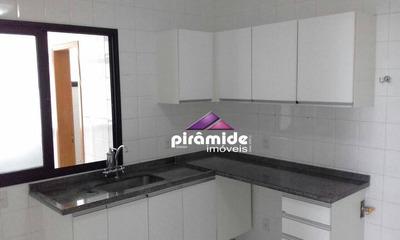 Apartamento Com 4 Dormitórios Para Alugar, 154 M² Por R$ 3.000/mês - Jardim Aquarius - São José Dos Campos/sp - Ap10618