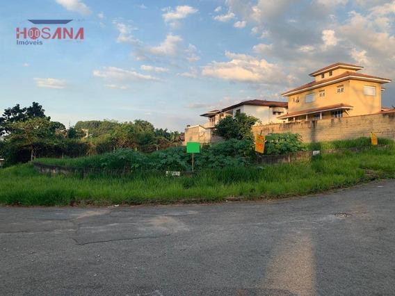 Terreno À Venda, 478 M² Por R$ 640.000 - Nova Caieiras - Caieiras/sp - Te0342