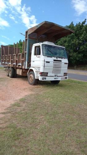 Imagem 1 de 4 de Carroceria Da Cana Para Plantio Scania E Mercedes Axor 9.000