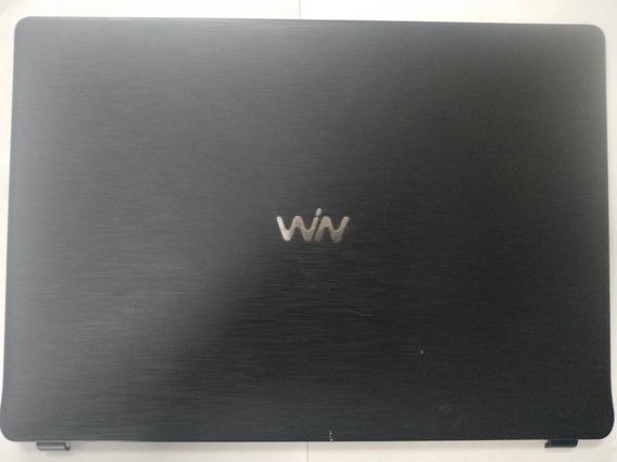 Carcaça Superior (tampa) Para Notebook Cce Ultra Thin U25
