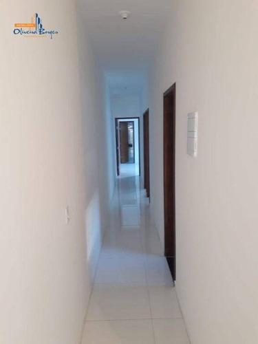 Imagem 1 de 9 de Casa Com 3 Dormitórios À Venda, 102 M² Por R$ 220.000 - Setor Sul - Anápolis/go - Ca1943