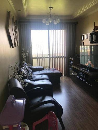 Imagem 1 de 15 de Apartamento Com 3 Dormitórios À Venda, 55 M² Por R$ 240.000 - Aricanduva - São Paulo/sp - Ap5116