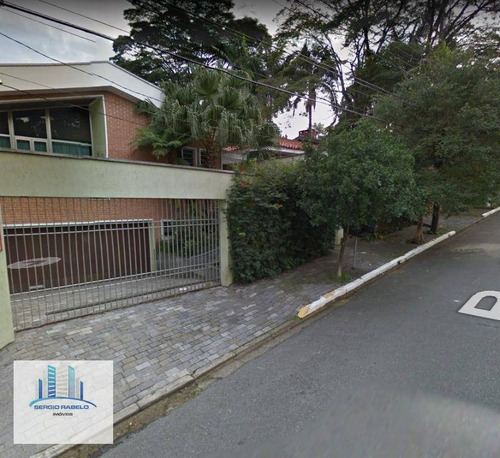 Imagem 1 de 30 de Casa  Residencial À Venda, Brooklin Velho, São Paulo. - Ca0056