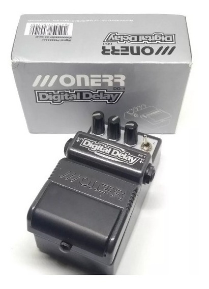 Pedal Digital Delay Onerr Dd-1
