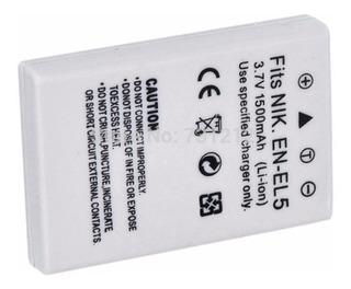 Bateria En-el 5 Bateria Nikon P100 P500 P510 P520 P530