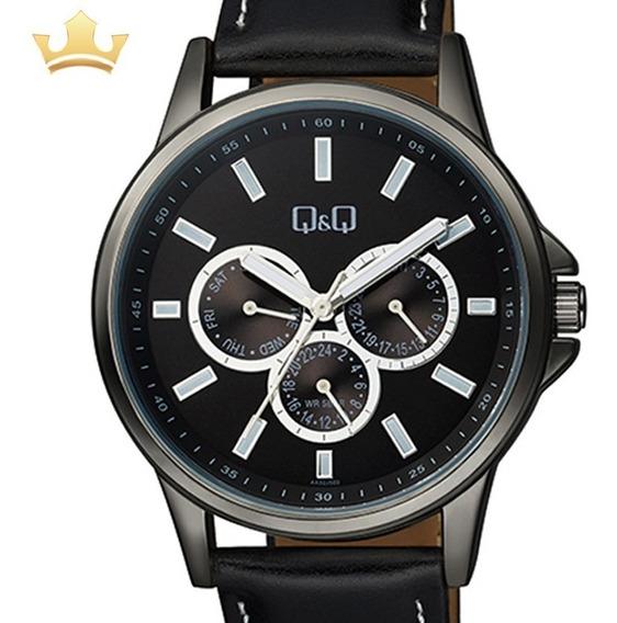 Relógio Q&q By Japan Masculino Aa32j502y C/ Garantia E Nf