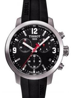 Reloj Tissot Prc 200 Chronograph T0554171705700 Original