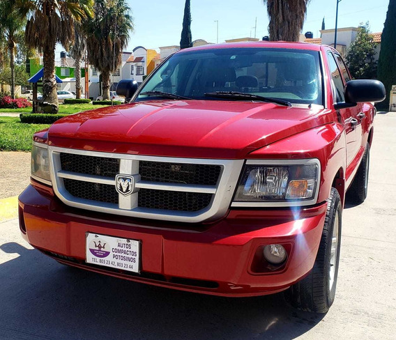 Dodge Dakota Slt Crew Cab 4x2 At 2010