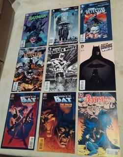 Batman Y Superheroes Comics Coleccionables