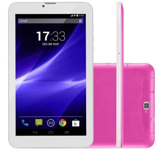 Tablet Multilaser M9 Nb248 - Rosa, Tela 9