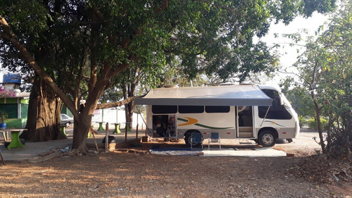 Motor Home Micro Onibus Busscar Vw