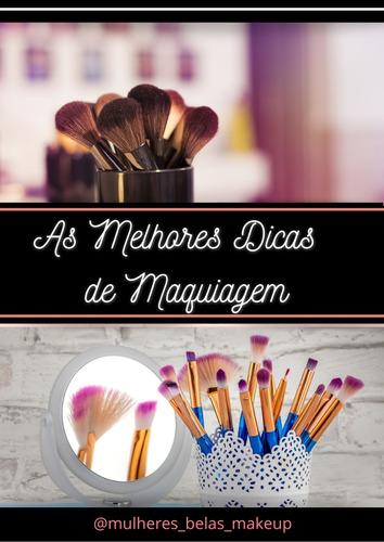 Ebook Com As Melhores Dicas De Maquiagem Grátis,livro Online