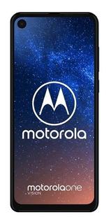 Motorola One Vision 128 Gb Nuevo Libre C/tia 6 Meses